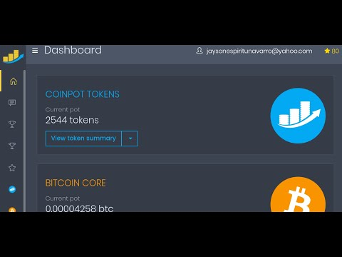 How To Earn Free Bitcoin In Coinpot! Claim Anytime You Want.! Free Faucet
