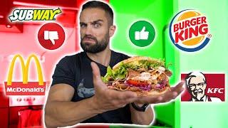 FAST FOOD zum Abnehmen - TOPS & FLOPS