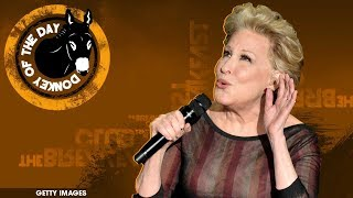 Bette Midler Tweets 'Women Are The N-Words Of The World'