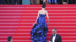 TOP MODEL FAIL in Festival De Cannes 2018
