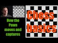 Chess Basics 1.2 How the Pawn Moves and Captures