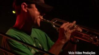 Groundation - Come Together(cover) ao vivo em São Paulo