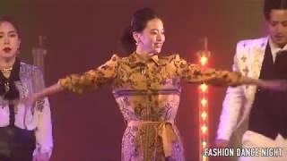 ファッション×ダンスをテーマにした『FASHION DANCE NIGHT』が、2018年4...