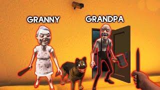 оБНОВЛЕНИЕ ГРЕННИ И ГРЕНДПА - Grandpa And Granny Escape House