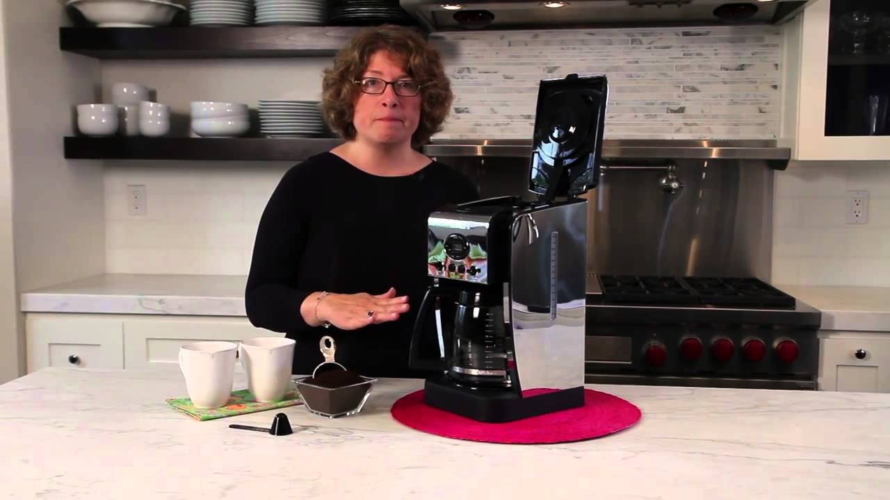 Cuisinart Brew Central 14 Cup Coffeemaker Dcc 2600ch Demo Video You