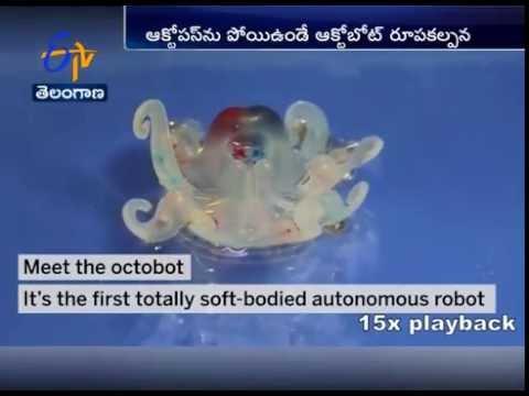 .世界上第一個完全軟體自驅動機器人,用「氣動」取代「電動」