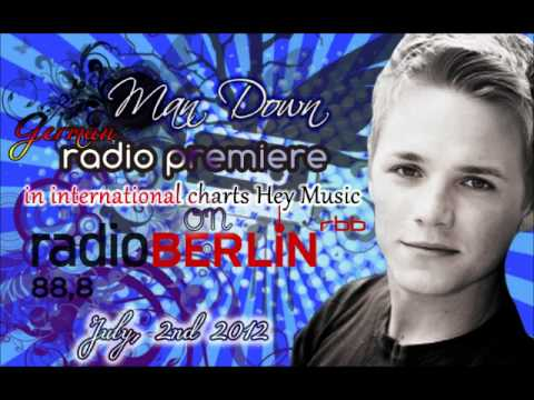 Richie Stringini - Man Down [German radio premiere on radioBERLIN 88,8 Hey Music]