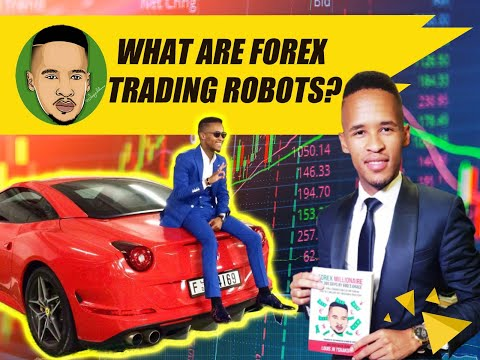 What are Forex Trading Robots?