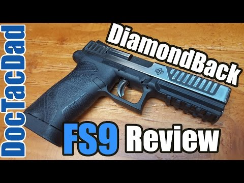 Is It The Poor Man's Strike One? - Diamondback FS9 - DBFS9