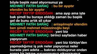 ALO Fatih 4 Tayyip Erdoğan'ın Sağlık İlüzyonu
