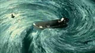 Piranha 3D - Opening Scene: Earthquake/Fishermen