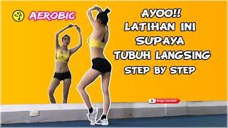 Senam Aerobic total Body Language Membentuk Tubuh Indah