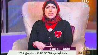 ميار الببلاوي تدخل في نوبة بكاء على الهواء بسبب مداخلة هاتفية