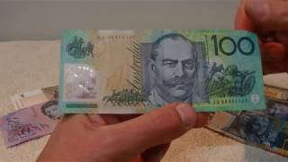 Video ASMR - Money / Bank Notes - Australian Accent - Describing each Note in a Quiet Whisper download MP3, 3GP, MP4, WEBM, AVI, FLV Agustus 2018