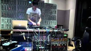 deadmau5 live set setup from the studio 2014 04 05