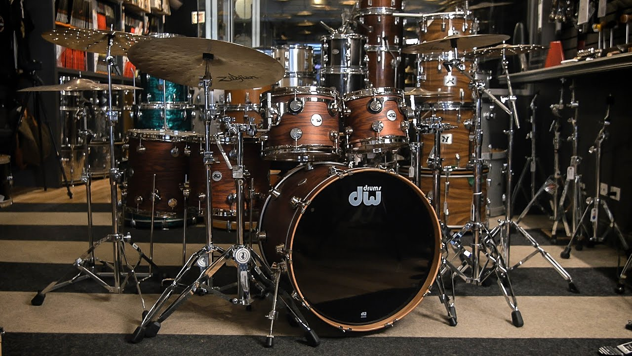 DW Drums Custom logo Lanyard drummer L@@K