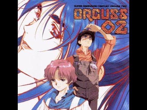 Оргусс 2 мультфильм 1993