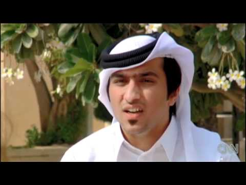 CNN International-Inside the Middle East  Qatar University Students