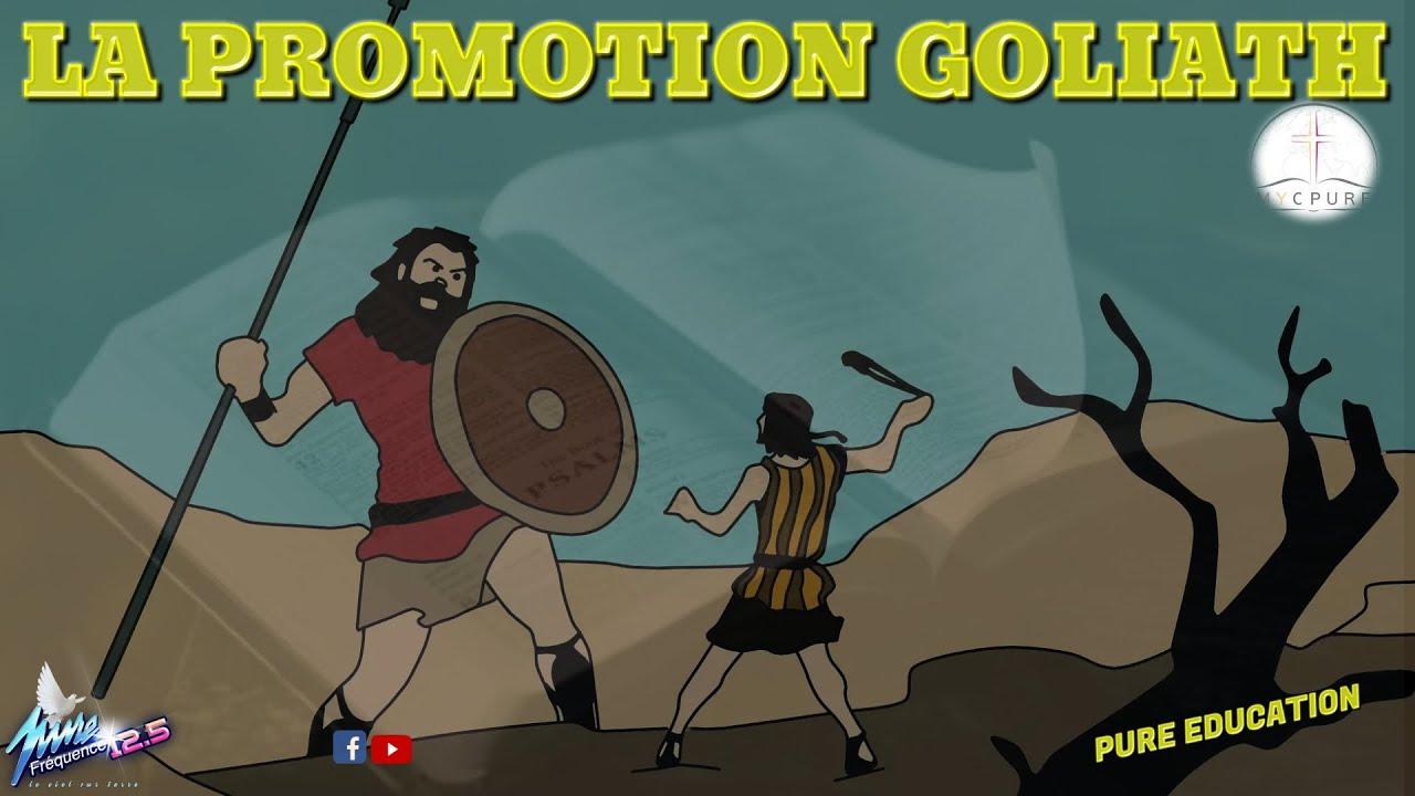 LA PROMOTION GOLIATH