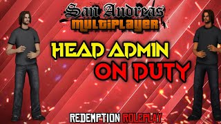 HEAD ADMIN ON DUTY | GTA ROLEPLAY INDONESIA 🇲🇨