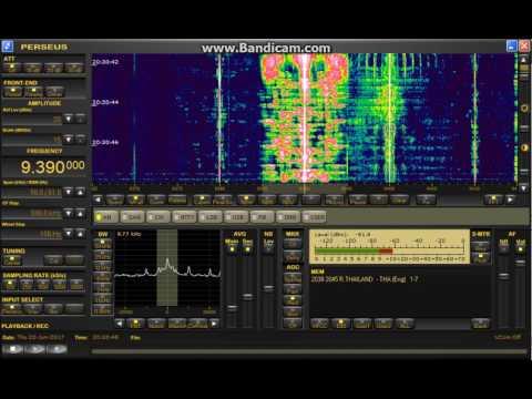 Radio Thailand International 9390kHz