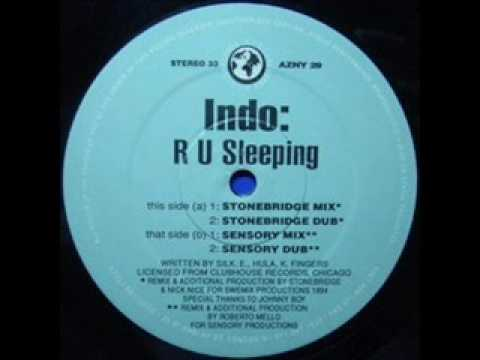 Indo - R U Sleeping (Stonebridge Remix)FULL SONG!