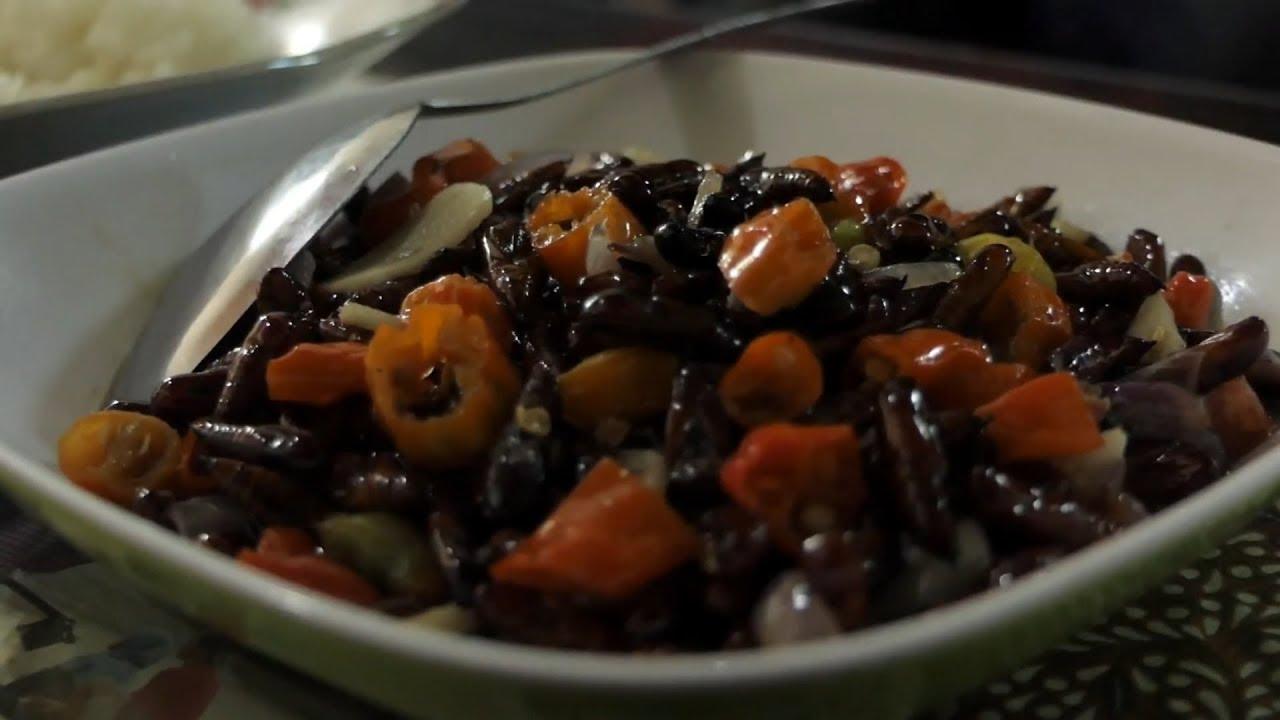 Kuliner Ekstrim Ungkrung Mercon Net Yogya