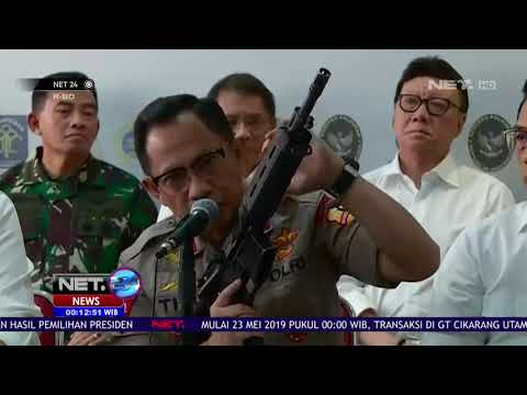 Polisi Tangkap 257 Provokator di Tiga Lokasi Bentrok - NET24