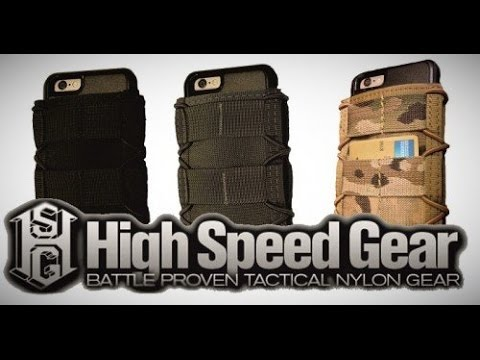 newest 62eea 0ab03 High Speed Gear ITACO Holster For Your Phone?