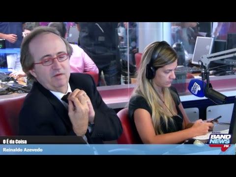 O É da Coisa, com Reinaldo Azevedo - 11/02/2019