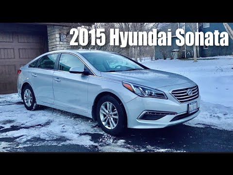What I love and hate about the 2015 Hyundai Sonata SE (in excruciating detail)