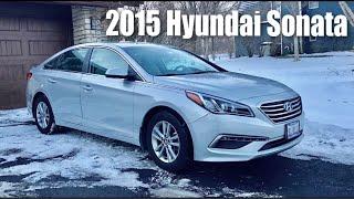 Hyundai Sonata 2015 Videos