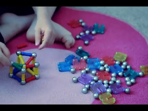 ASMR Two Boys Playing With Magnetix Toys (Unintentional)
