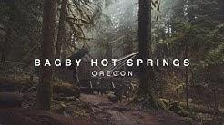 BAGBY HOT SPRINGS - OREGON [Sony a6300 + Zhiyun Crane]