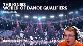 The Kings - World of Dance 2019 Qualifiers (Full Performance) - INCREDIBLE! - REACTION!