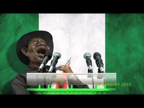 Jonathan  - Caro Remix & Buhari