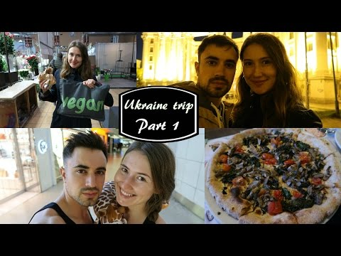 Ukraine trip/ Part 1/ Travel vlog