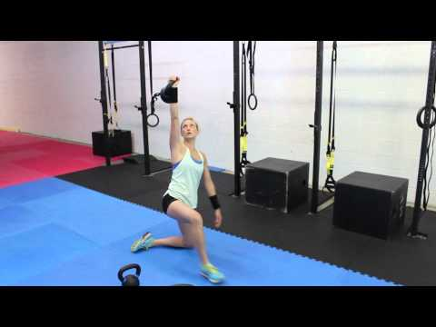 Kettlebell and Bodyweight Workout Complement