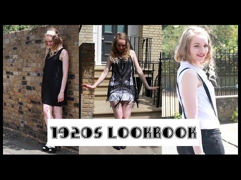 1920's Inspired Lookbook thumbnail