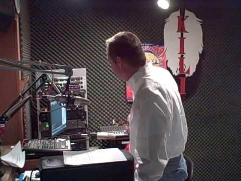 Behind-the-Scenes - Chris Lien on KILI Radio