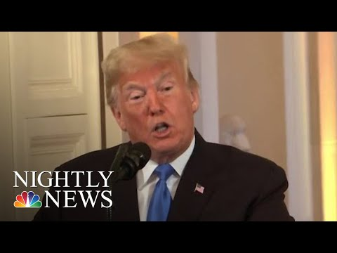 President Donald Trump: Midterm Results 'Very Close To Complete Victory' | NBC Nightly News