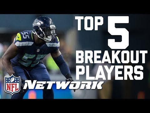 Top 5 Breakout Players on Front Seven
