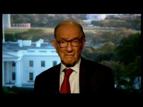 Alan Greenspan on what
