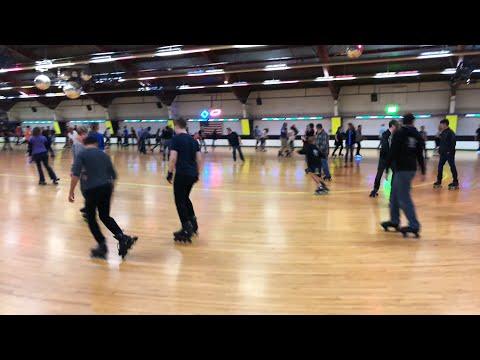 Orbit Skate Center Palatine Farewell Party Jam