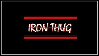 """IRON THUG - """"Gang Sign"""" NEO1 ft. G-$ick,C-HOP (Mixtape)"""