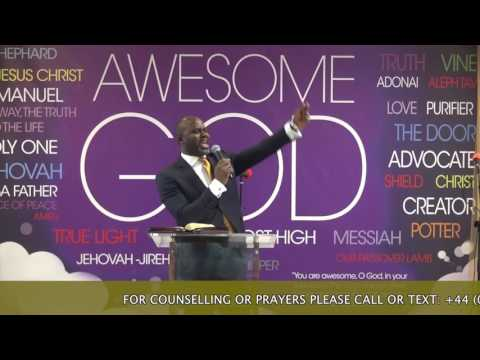 Pastor Charles Iduh  (Knowing Him As A Person) Rccg Rivers of Love
