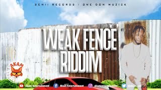 Siddy Don - Skytop Badness [Weak Fence Riddim] September 2020