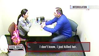 Interrogation video: Cold-hearted mom confesses to tot