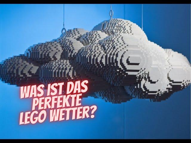 Was ist das perfekte LEGO Wetter?