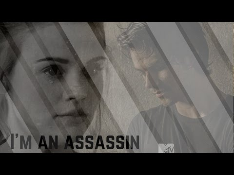 Thumbnail: Stiles and Lydia [AU] ❝ Im an Assassin❞ Sweater Weather [AMERICAN ASSASSIN]